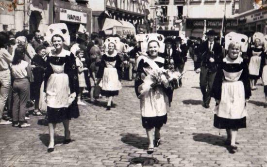 KAE_1967_Archives_006_Quimper_Fêtes de Cornouaille